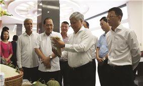 Phú Thọ luôn là tỉnh dẫn đầu khu vực phía Bắc về xây dựng NTM