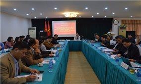 Hội thảo Đánh giá tổ chức thực hiện Đề án Bồi dưỡng kiến thức dân tộc đối với cán bộ, công chức, viên chức