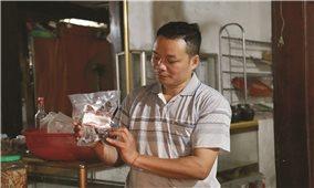 Hoàng Văn Sử và thương hiệu thịt trâu sấy Bảo Yên