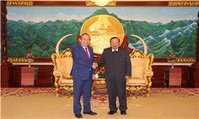 Tăng cường hợp tác toàn diện với Lào, Campuchia