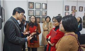 Thứ trưởng, Phó Chủ nhiệm UBDT Hoàng Thị Hạnh dự Hội thảo Tết cổ truyền của DTTS