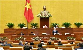 Kỳ họp thứ 8, Quốc hội khóa XIV: Thảo luận dự án Luật Hòa giải, đối thoại tại Tòa án