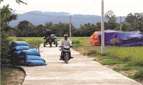Phú Yên: Điểm sáng về giao thông nông thôn miền núi
