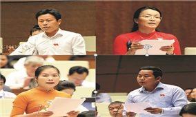 Đại biểu Quốc hội đề xuất giải pháp phát triển vùng đồng bào DTTS&MN