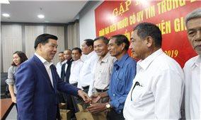 Ủy ban Dân tộc: Gặp mặt Đoàn đại biểu Người có uy tín trong đồng bào DTTS tỉnh Kiên Giang