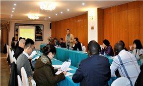 Ủy ban Dân tộc: Hội thảo đánh giá kết quả thực hiện Chương trình 135 cùng các tổ chức quốc tế