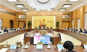Thường vụ Quốc hội sẽ nghe Phó Thủ tướng báo cáo về phòng chống Covid-19