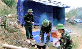 Thanh Hóa: Tăng cường phòng dịch Covid – 19 ở vùng biên giới giáp Lào