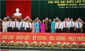 Vĩnh Long: Rút kinh nghiệm tổ chức Đại hội điểm cơ sở
