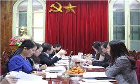 Tiếp tục đổi mới, nâng cao hiệu quả hoạt động của Báo Dân tộc và Phát triển