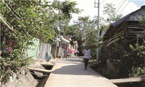 Người dân Sơn Tây giữ làng sạch đẹp
