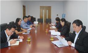 Ủy ban MTTQ Việt Nam - UBDT: Chuẩn bị Tổng kết công tác phối hợp