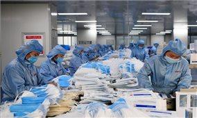 Vinatex sẽ cung ứng khẩu trang với giá tương đương chi phí sản xuất