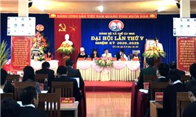 Xã Chế Cu Nha, huyện Mù Cang Chải (Yên Bái): Tổ chức thành công Đại hội điểm, nhiệm kỳ 2020 - 2025