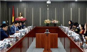 Ủy ban Dân tộc làm việc với Hội Liên hiệp Phụ nữ Việt Nam: Góp ý về Chương trình mục tiêu quốc gia giai đoạn 2021-2030