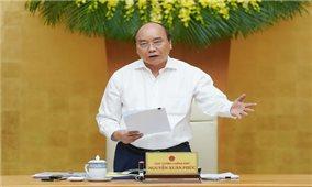 Thủ tướng Nguyễn Xuân Phúc: TP. Hồ Chí Minh cần hành động nhanh hơn nữa, mạnh mẽ, quyết liệt hơn nữa