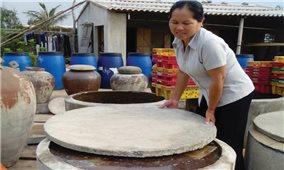 Làng nghề truyền thống ở Quảng Bình: Trăn trở trước vấn nạn ô nhiễm môi trường