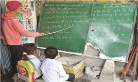 Cô giáo Nương và lớp học đặc biệt ở vùng Bảy Núi