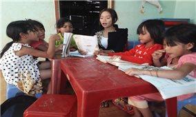 Lớp học miễn phí của cô giáo Rmah H'Blao