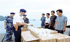 Tăng cường phòng chống buôn lậu, gian lận thương mại trên biển