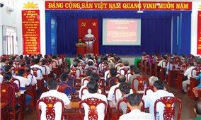 Bộ đội Biên phòng Sóc Trăng: Tuyên truyền pháp luật về biên giới biển cho đồng bào Khmer