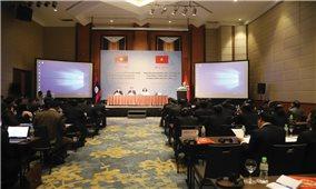 Hội nghị trao đổi kinh nghiệm công tác dân vận của Đảng cộng sản Việt Nam và Đảng Nhân dân Cách mạng Lào