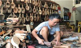 Gặp người thợ 35 năm làm khuôn bánh Trung thu