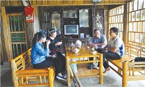 Đối thoại với nhân dân: Giải pháp hiệu quả phát huy dân chủ vùng DTTS, miền núi