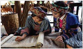 Bảo tồn trang phục dân tộc: Khó cũng phải làm