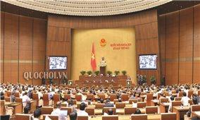Kỳ họp thứ 6, Quốc hội khóa XIV: Cần hoàn thiện cơ chế giám sát, kiểm soát quyền lực nhằm phòng chống tham nhũng