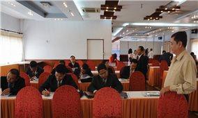 Ủy ban Dân tộc: Bồi dưỡng nghiệp vụ công tác dân tộc cho cán bộ Campuchia