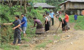 Thanh Hóa: Sáp nhập thôn bản-Nhiều lợi ích