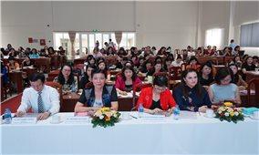 Hội nghị lần thứ 5 Ban Chấp hành Trung ương Hội LHPN Việt Nam khóa XII