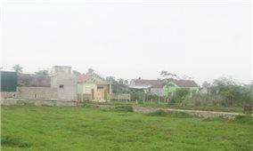 Nghệ An: Lợi dụng xây dựng nông thôn mới để bán đất trái thẩm quyền