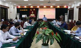 Đảng ủy cơ quan Ủy ban Dân tộc: Hội nghị Ban Chấp hành lần thứ 30, khóa VII, nhiệm kỳ 2015-2020