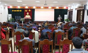 Đảng ủy cơ quan Ủy ban Dân tộc: Quán triệt Nghị quyết Hội nghị Trung ương Đảng lần thứ 8, Khóa XII