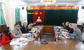 Bộ trưởng, Chủ nhiệm Ủy ban Dân tộc Đỗ Văn Chiến tiếp Đại sứ đặc mệnh toàn quyền nước Cộng hòa Ai Len tại Việt Nam