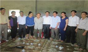 Lục Yên (Yên Bái): Mang mái ấm đến người nghèo dịp Tết