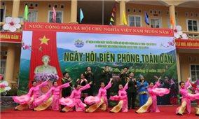 Lạng Sơn: Tưng bừng Ngày hội Biên phòng toàn dân