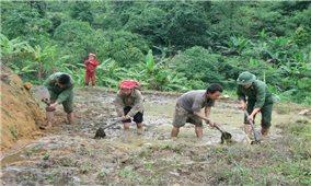 Đồn Biên phòng Pa Thơm: Điểm tựa của đồng bào biên giới