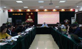 Ủy ban Dân tộc: Quyết liệt triển khai Chính phủ điện tử