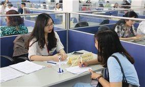 Sàn giao dịch việc làm ở ngoại thành Hà Nội: Cơ hội việc làm cho đồng bào DTTS