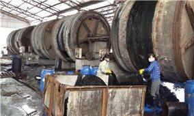 Ô nhiễm nghiêm trọng từ Nhà máy sản xuất da Nguyên Hồng