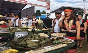 Bảo tồn, phát huy bản sắc văn hóa người Bhnong