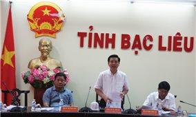 Thứ trưởng, Phó Chủ nhiệm Ủy ban Dân tộc Lê Sơn Hải: Nắm bắt tình hình triển khai Đại hội đại biểu DTTS tại Bạc Liêu