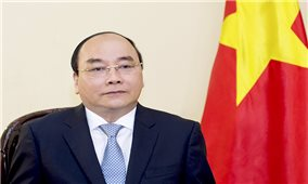 Thủ tướng Chính phủ Nguyễn Xuân Phúc gửi thư chúc Tết cổ truyền Chôl Chnăm Thmây của đồng bào Khmer năm 2019