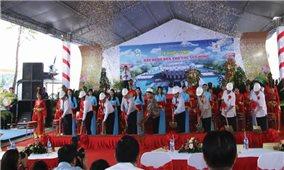 Chủ tịch Quốc hội dự khởi công Đền thờ các Vua Hùng tại TP. Cần Thơ