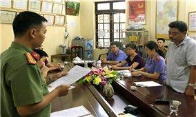Gian lận thi cử tại Hà Giang: Đề nghị truy tố 5 bị can
