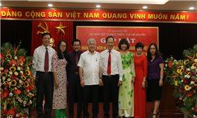 Gặp mặt Kỷ niệm 94 năm Ngày Báo chí cách mạng Việt Nam
