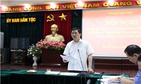 Ủy ban Dân tộc: Quyết liệt đổi mới công tác cải cách hành chính